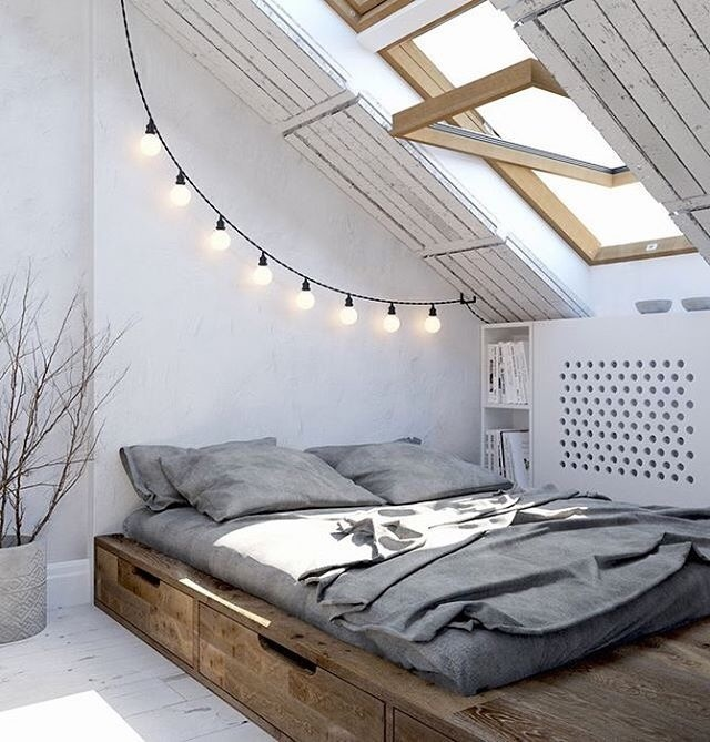 Bed frame design
