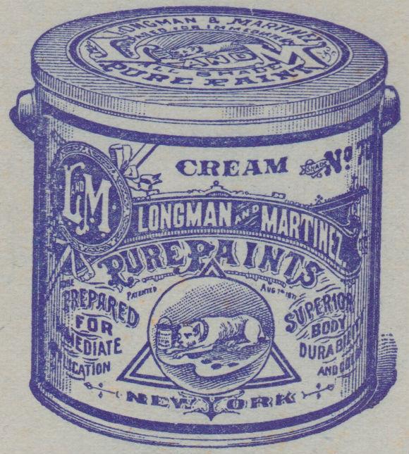 LongmanMartinez_3 #badge #design #paint #vintage #emblem #typography