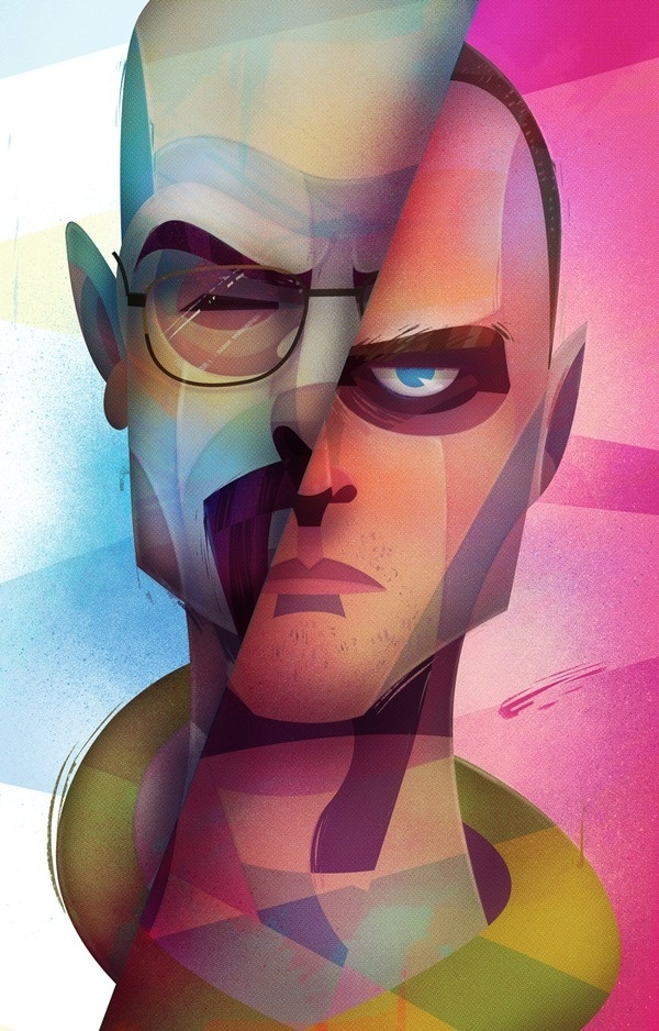 I Am Awake by ~lerms on deviantART #art #breaking bad