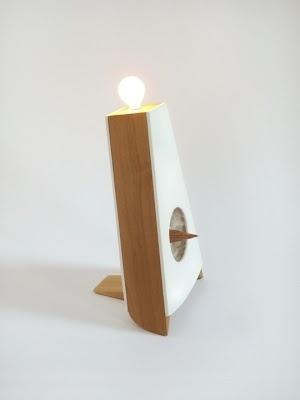 Dan Bina, Birdie Lamp #lamp #sculpture #bina #design #dan #bird #lighting #light