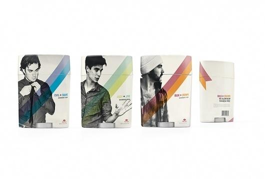 Cold Dice Deodorant   #packaging #design #deodorant