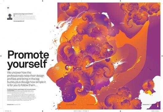 Serious Situations™ — Simone Magurno — Computer Arts Editorial #computer #print #simone #arts #illustration #editorial #magazine #magurno