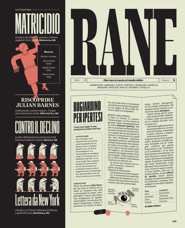 RANE IL on the Behance Network #typography