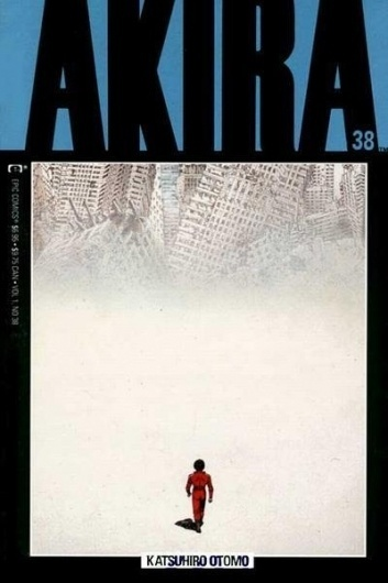 Akira #38 - The Final Chapter (comic book issue) - Comic Vine