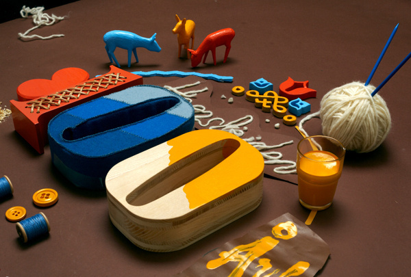Swedish Homecrafting Association on Behance #snask #handmade
