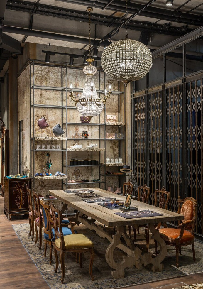 retail design / Yurij Tereshchenko