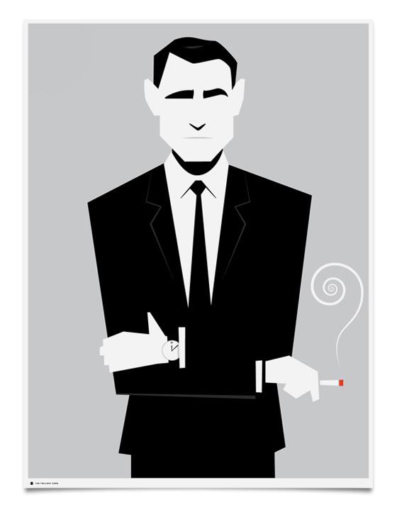 TheeBlog Mattson CBS6 #illustration #posters
