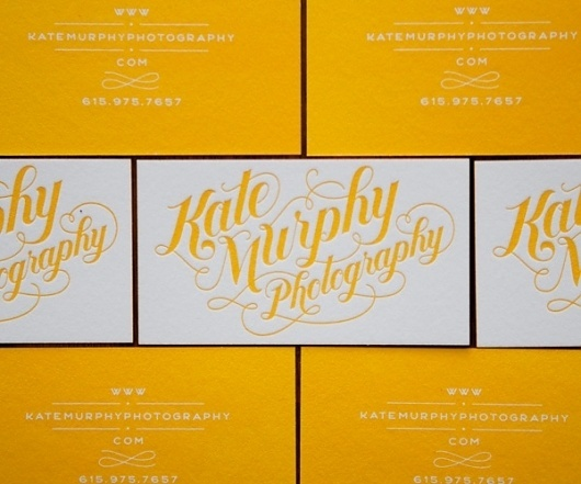 Jessica Hische #card #business #typography