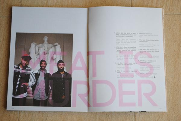 MagSpreads   Magazine Design and Editorial Inspiration: THE CARTON MAGAZINE   LEBANON