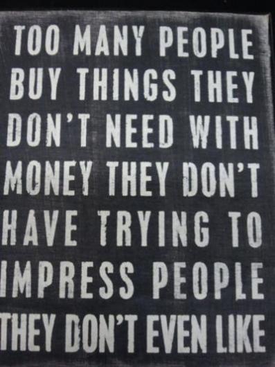 Baubauhaus. #quote #consumerism