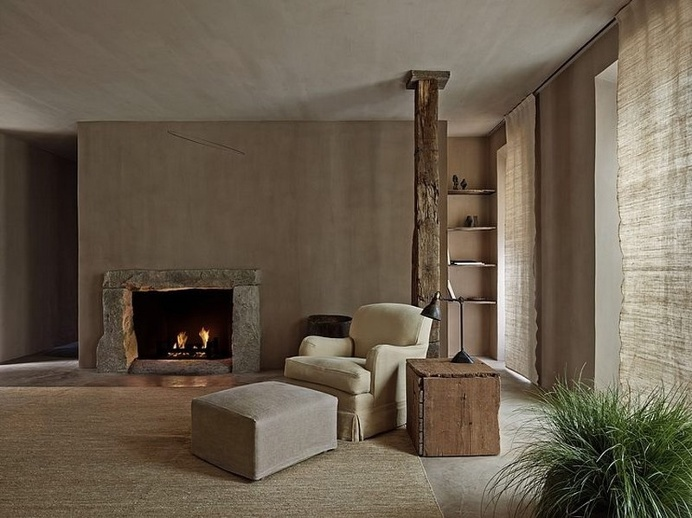 TriBeCa Penthouse Inspired by Wabi Sabi – The Art Of Imperfection
