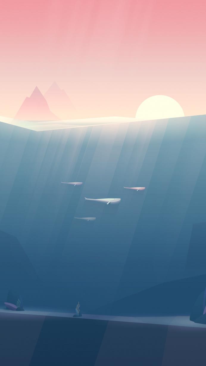 App Illustrations – Three Phases