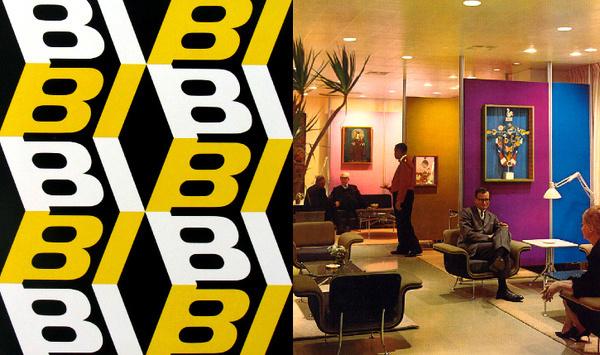 Braniff lounge #girard
