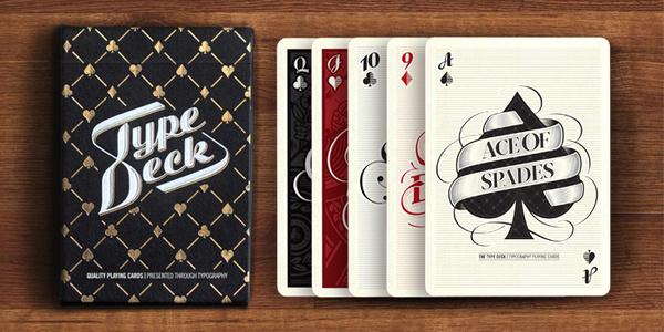 TypeDeck #type #print #cards