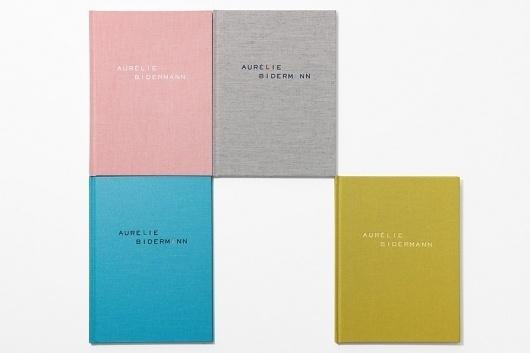 aureliebidermann_catalogues.jpg 833×555 pixels #books