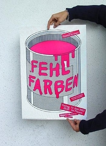 typography « Things to Save #pink #ink #poster