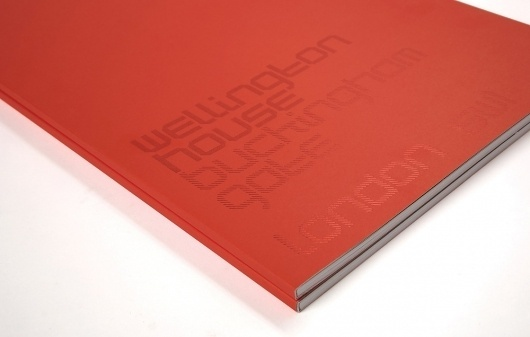 Ideas Factory – New Website, New Work | September Industry #die #sleeve #book #cut