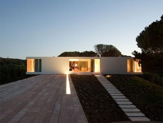 Casa en Melides by Pedro Reis #light #architecture #minimal