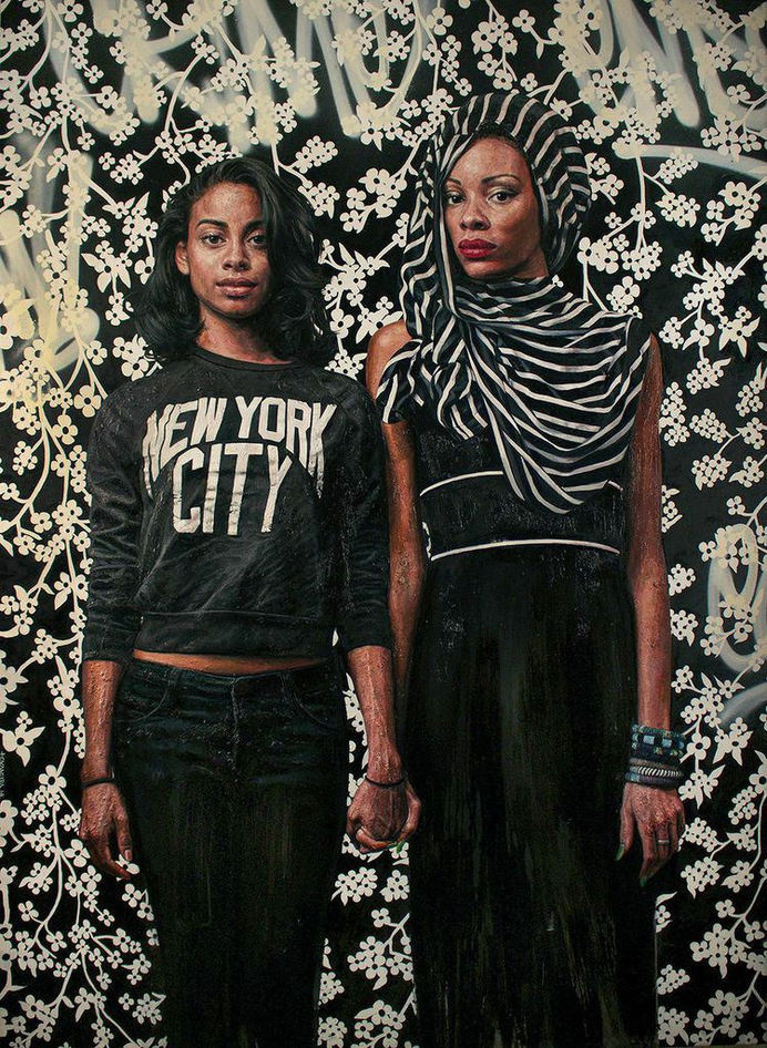 "On View: ""Love, Strength, and Soul"" by Tim Okamura at Yeelen Gallery 