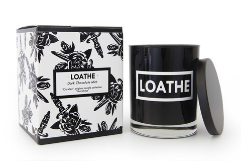 Loathe Candle!