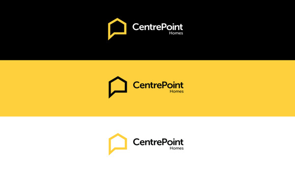 Real Estate Branding and UI/UX on Behance #india #estate #house #branding