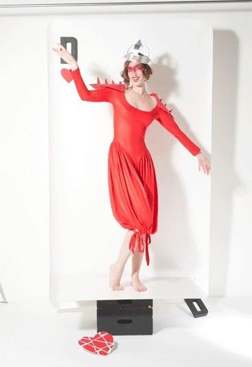 Making Off Lucie Matussiere #making #off #design #dance #set #queen