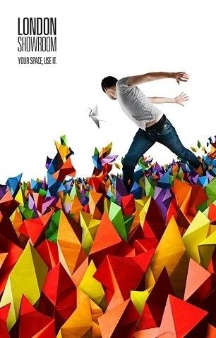 FFFFOUND! | Love Paper Posters | Fubiz™ #design