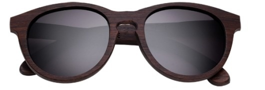 Shwood | Wood Sunglasses | Oswald | Walnut #glasses #walnut #sunglasses #wood #shwood #oswald #grey