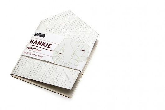 Noam Bar Yochai's Portfolio, Hankie Pocketbook #notebook #notepad #pocketbook