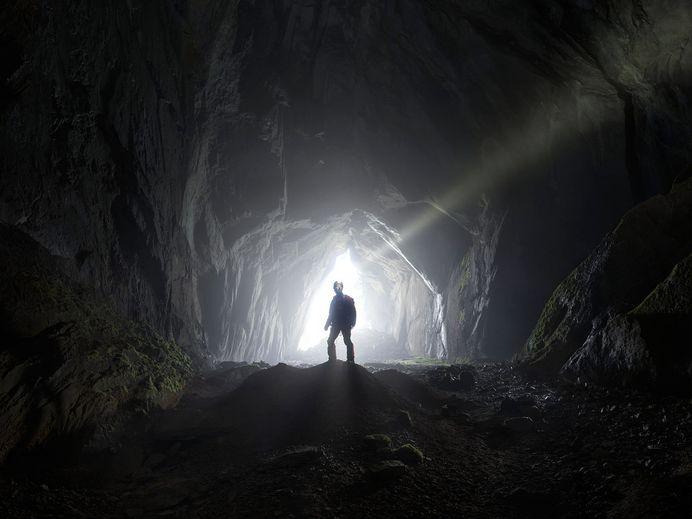 cave lighting
