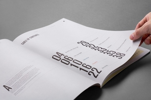 HEYDAYS – Recent Projects Special | September Industry #print #design #contents