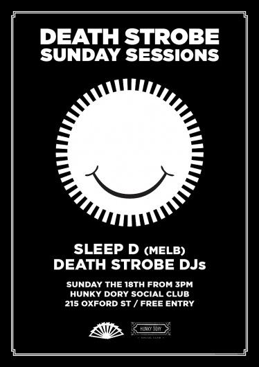 Disco Delicious: Mike Sleepinetti #happy #disco #flyer #smile #face