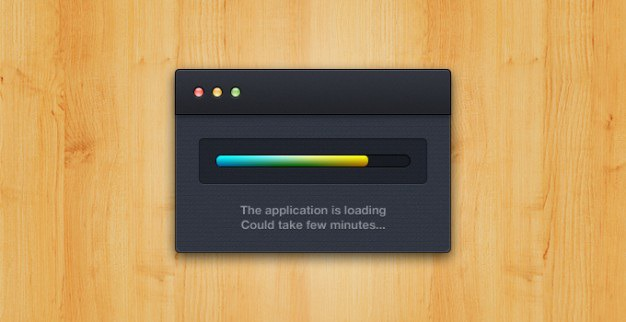 App apple application load loaded loading mac osx window Free Psd. See more inspiration related to Apple, Window, App, Loading, Mac, Application, Horizontal, Load, Osx and Loaded on Freepik.
