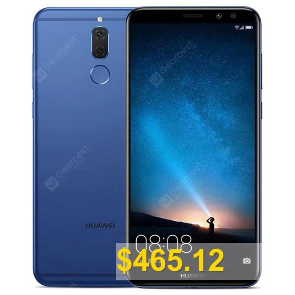 HUAWEI #nova #2i #4G #Phablet #Global #Version #- #BLUE