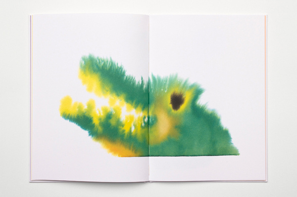 some logic by rop van mierlo depicts amorphous animal paintings #book
