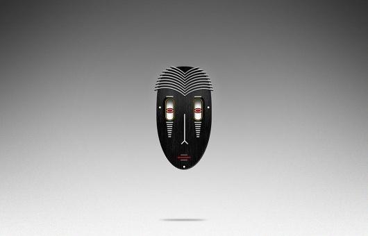 Mask #illustration #illus #mask