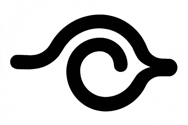 All sizes | Makoto Wada Signet | Flickr - Photo Sharing! #logo #eye