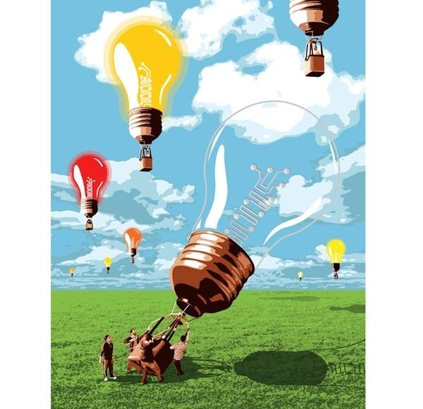 Creative Illustrations #arts #illustrations #inspirations