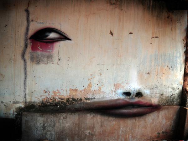 street-art-brazil-10 #painting #illustration #art #street