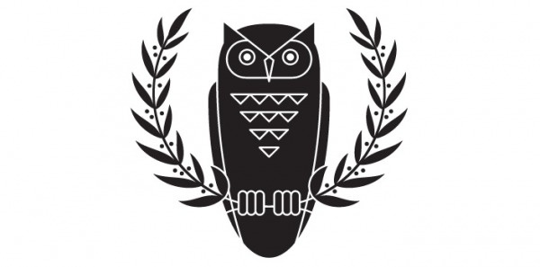 Everything-Type-Company #vector #owl #black #glass #sight #etc