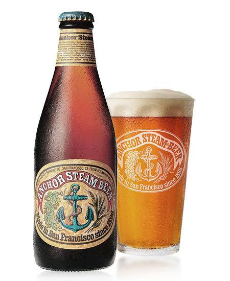 Anchor Steam favorite beer design ever #beer #design #graphic #steam #anchor