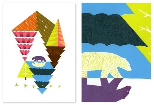 Andrew Holder #bear #illustration #holder #andrew