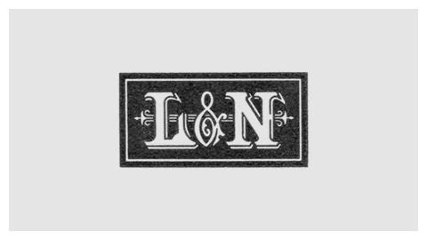 Railroad company logo design evolution #railroad #logo #train #railway