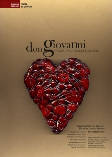 josellopis #creative #creativity #design #graphic #jose #llopis #opera #poster #art