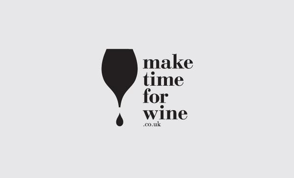 make time for wine by Ascend Studio #logos #branding #ascend #illustration #identity #logo