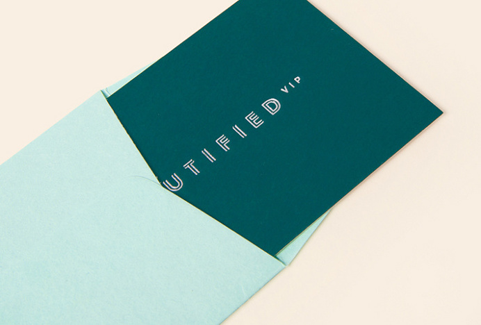 Beautified by Lotta Nieminem #brand design #stationery