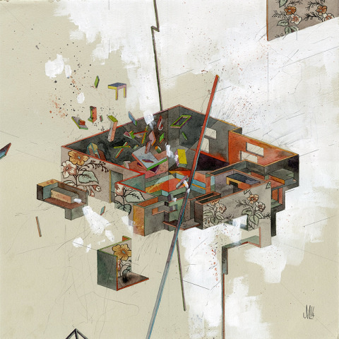 Jacob van Loon | PICDIT #abstract #design #painting #art #drawing