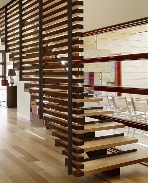 Room Dividers & Partitions – staircase