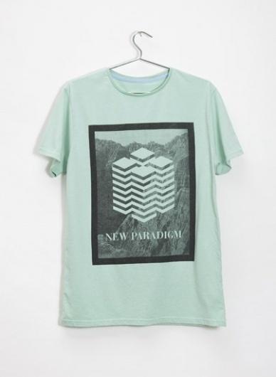 Ill Studio - New Paradigm #abstract #tee #shirt