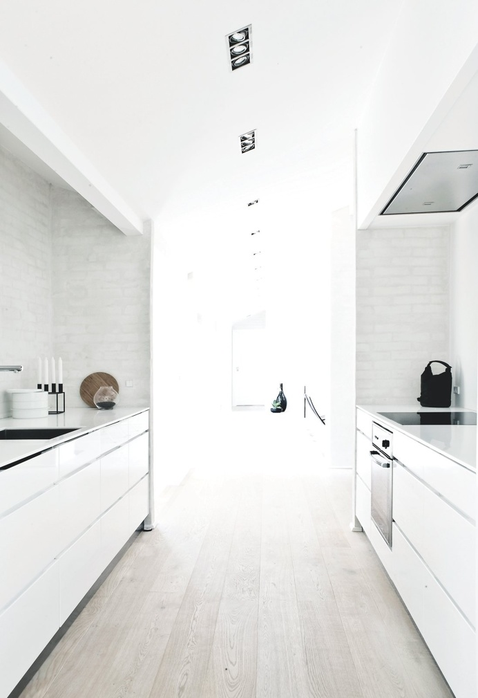Kitchen. Fredensborg House by Norm.Architects. #normarchitects #minimalism #kitchen